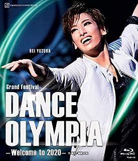 花組東京国際フォーラム ホールC公演 Grand Festival『DANCE OLYMPIA』 -Welcome to 2020- [Blu-ray]...