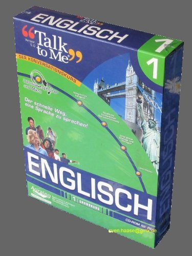 Talk to Me 5.0, CD-ROMs, Tl.1 : Englisch, Grundkurs, 1 CD-ROM Für Windows 95/98/ME/NT/2000/XP