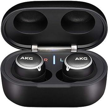 AKG N400 True Wireless Bluetooth Earphones ANC Canal Type (Black)