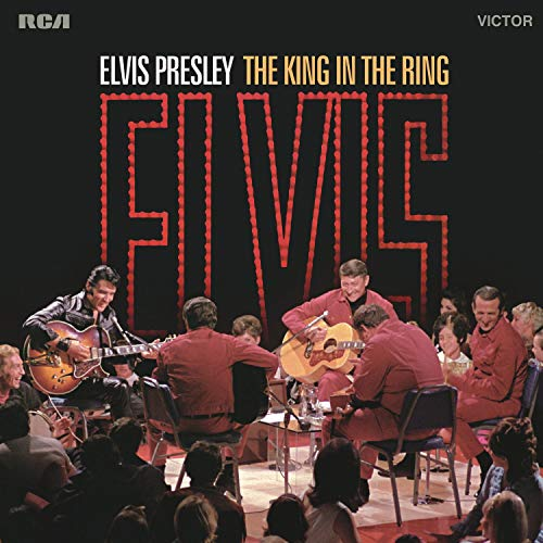 The King in the Ring [Vinyl LP]