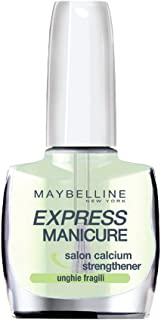 Maybelline Salon Manicure Nail Treatment Calcium Strenghthener- Soft, Weak Nails