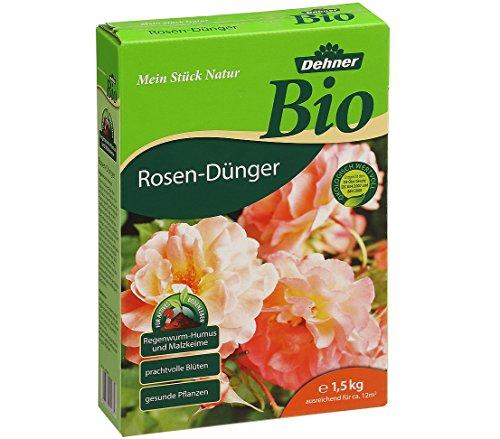 Dehner -   Bio Rosen-Dünger,