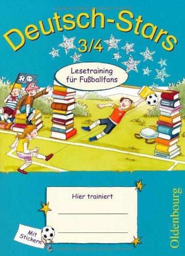 Deutsch-Stars: Lesetraining Fur Fussballfans (German Edition) by Unknown(2011-08-12)