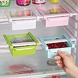 Regal für Küche, Kühlschrank, Gefrierschrank, platzsparend, praktisch, Candy Farbe
