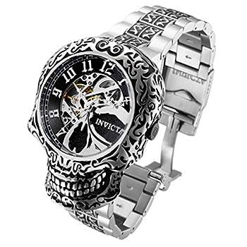invicta skull watch