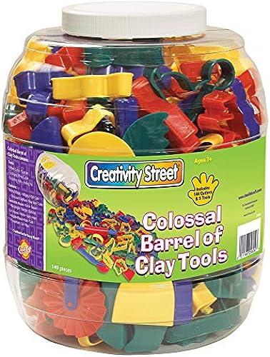 Chenille Kraft Clearprint wiederverwendbar Clay Werkzeug Set (5604)