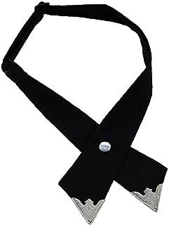 Hotaden Balestra Legame Casuale Cravatta Scuola Regolabile Uniforme Pre Bowknot del Nastro Papillon per Ragazzi Ragazze