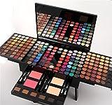 CHAWHO 180 Colores Paleta De Sombras De Ojos - Profesionales Ultra Pigmentado Paleta Maquillaje Natural y Perdurable