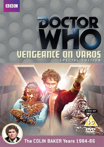 Doctor Who - Vengeance on Varos Special Edition Reino Unido