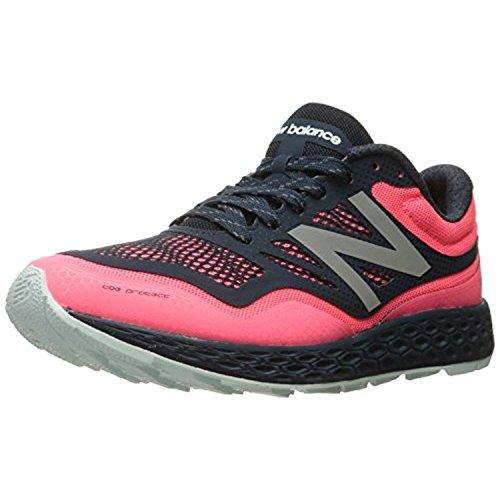 New Balance Mujer Fresh Foam Gobi Trail Running Shoe, Guava/Black, 37 C/D EU