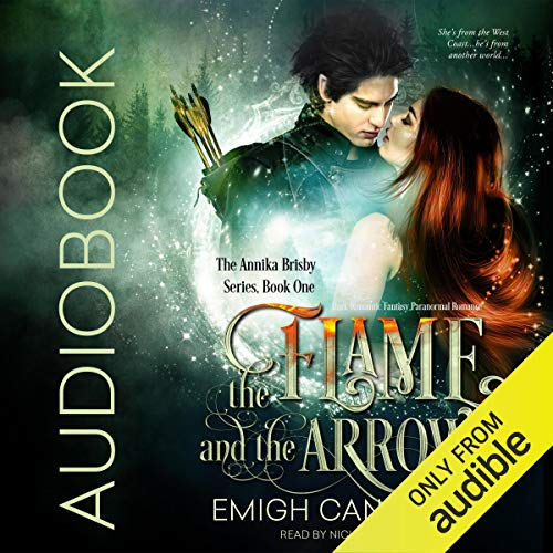 The Flame and the Arrow Titelbild