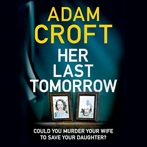 Her Last Tomorrow audiobook cover art