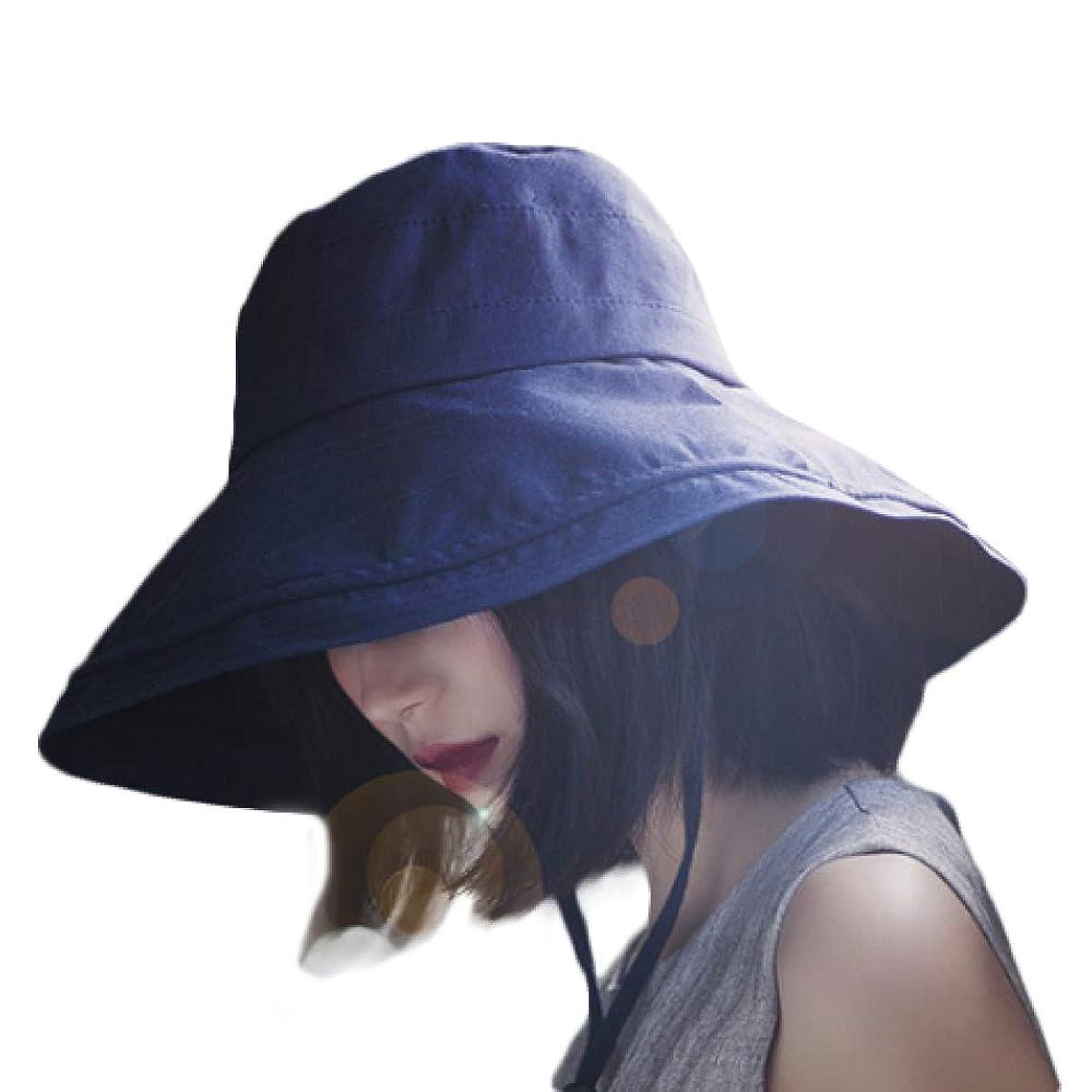 送った肥料ご覧ください【Ludus Felix】UV カット帽子 UPF50+ レディース 春夏 日よけ帽子 ハット 紫外線対策 熱中症予防 折りたたみ