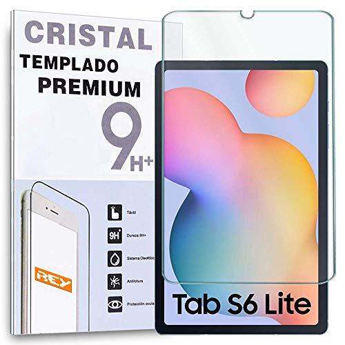 Protector de Pantalla para tablet SAMSUNG GALAXY TAB S6 LITE 10.4', Cristal Vidrio Templado Premium
