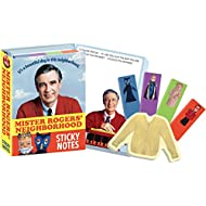 Mister Rogers Sticky Notes Booklet