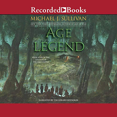 Age-of-Legend -  Michael J. Sullivan