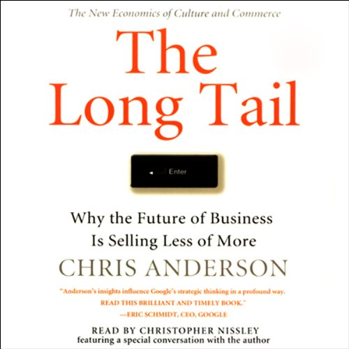 The Long Tail audiobook cover art