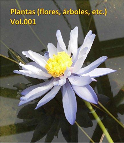 Plantas (flores, árboles, etc.) Vol.001