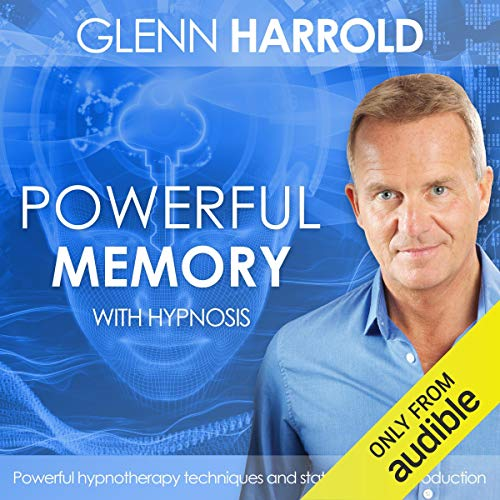 Develop a Powerful Memory Audiobook By Glenn Harrold cover art