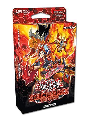 Konami Yu-Gi-Oh! Soul Burner Strukture Deck