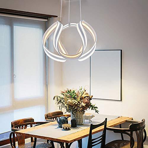FGAITH ijzeren lamp, kroonluchter, restaurant, omgeven door slechts één hoofd, creatieve persoonlijkheid, moderne woonkamer met modeshops, barlampen
