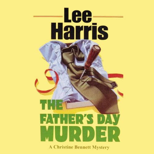 The Father's Day Murder audiobook cover art
