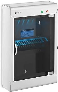 Royal Catering Stérilisateur UV Pour Couteaux Armoire De stérilisation Ultraviolet Lumière Ultraviolette RC-KSSS201 (Pour ...