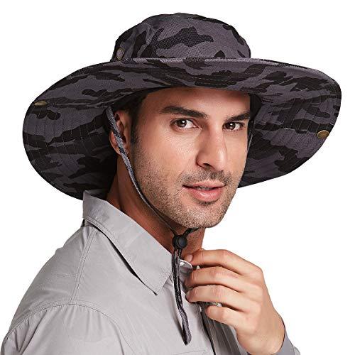 Gisdanchz Sombreros para El Sol Hombre Mujer Sombreros