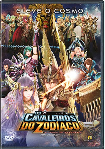 Os Cavaleiros Do Zodiaco: A Lenda Do Santuário [DVD]