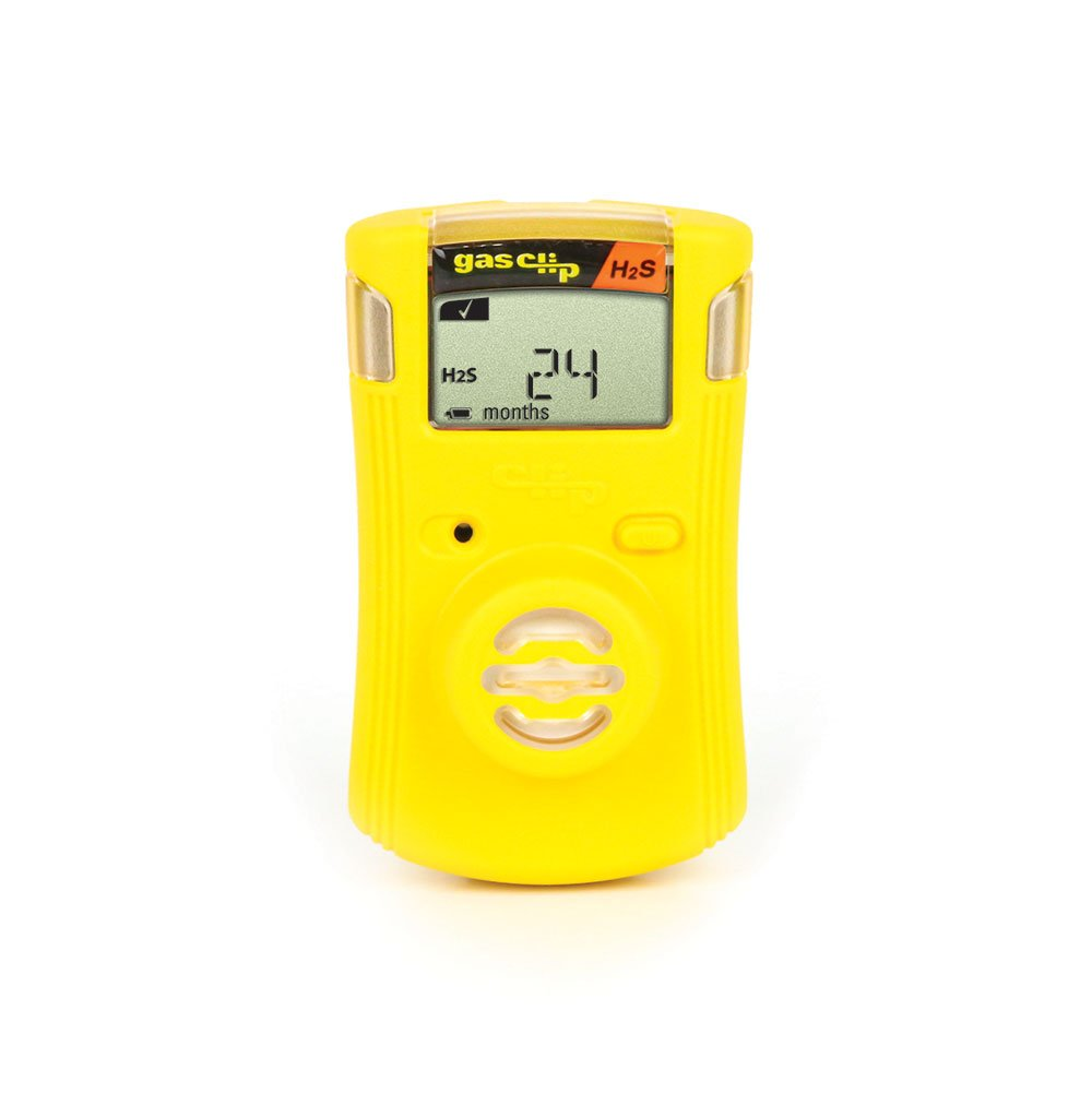 Gas Clip Technologies SGC-H Single Product Store H2S Hydrogen Year 2