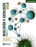 Código Bruño Biología y Geología 3 ESO - 3 volúmenes - 9788469608845