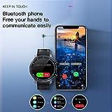 Zoom IMG-1 smartwatch uomo bluetooth ricevere chiamatas