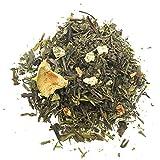 Aromas de Té - Té Verde Manzana Con Jengibre Té Blanco Pai Mu Tan y Hojas de Mora Dulce...