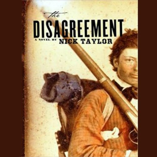 The Disagreement audiobook cover art