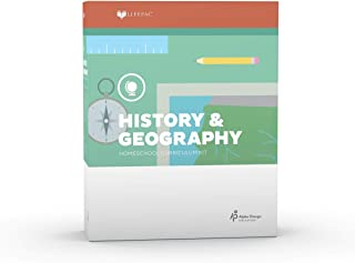 Lifepac-History & Geography Complet Set (Grade 3)