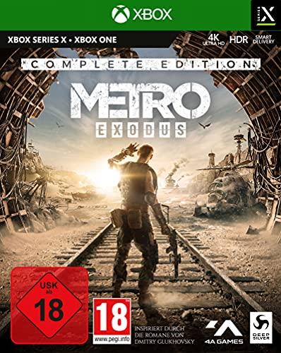 Metro Exodus Complete Edition (Xbox One Series X)