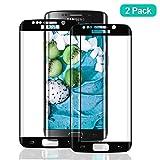 SNUNGPHIR® Cristal Templado Samsung Galaxy S7 Edge Protector Pantalla...