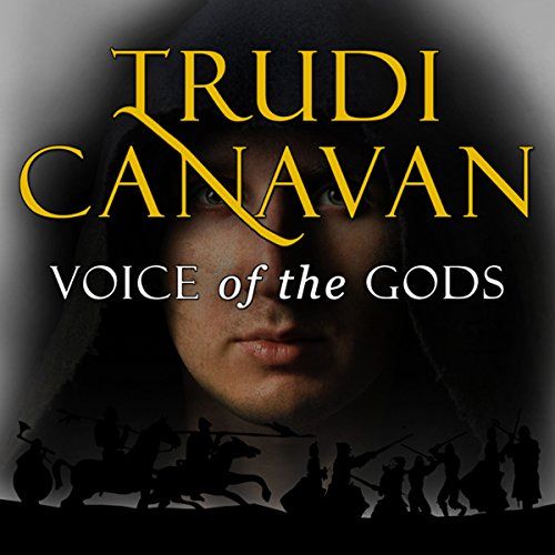 Voice of the Gods audiobook cover art