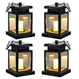 Solar Umbrella Lights - Hanging Solar Lights Sunklly Waterproof Led...