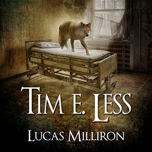 Tim E. Less audiobook cover art