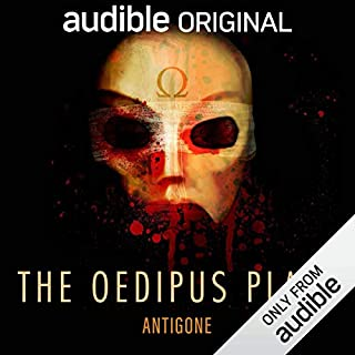 Antigone (Audible Theatre Collection: Oedipus)                   By:                                                                                                                                 Sophocles,                                                                                        Ian Johnston - translator                               Narrated by:                                                                                                                                 Hayley Atwell,                                                                                        Michael Maloney,                                                                                        Julian Glover,                   and others                 Length: 1 hr and 27 mins     20 ratings     Overall 4.3