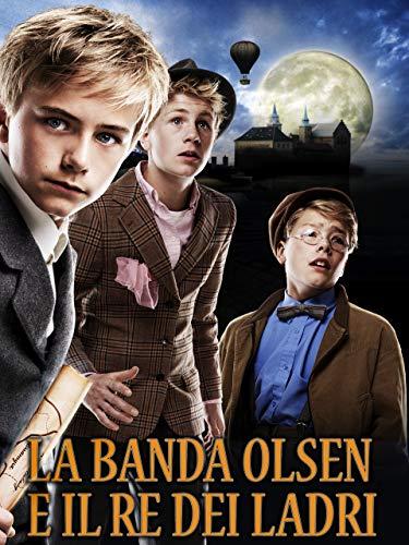 La Banda Olsen e il Re dei Ladri