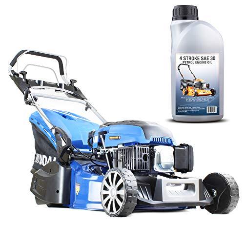 Hyundai, Petrol Self Propelled, Rear Roller, Electric Start, Lawnmower 48cm...