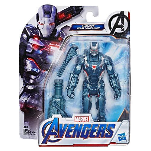 Avengers-6In Movie War Machine, Multicolor (Hasbro E3929ES0)