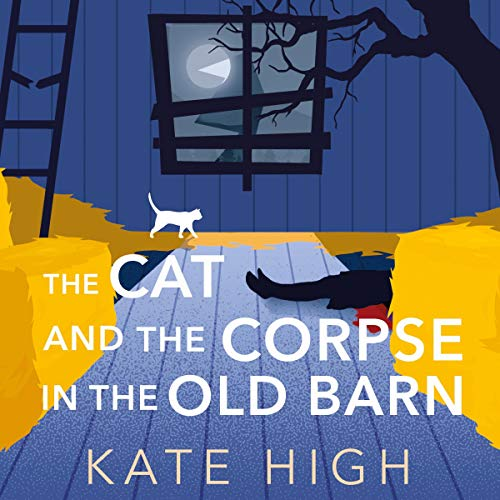 The Cat and the Corpse in the Old Barn cover art