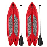 Lifetime Freestyle XL 98 Stand-Up Hardshell Paddleboard - 2 Pack...