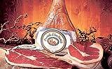 2kg Luftgetrockneter Rohschinken Prosciutto di San Daniele DOP natürlich gereift *Premium Qualität* ohne Knochen - 'Gambero Rosso' Preisgekrönt
