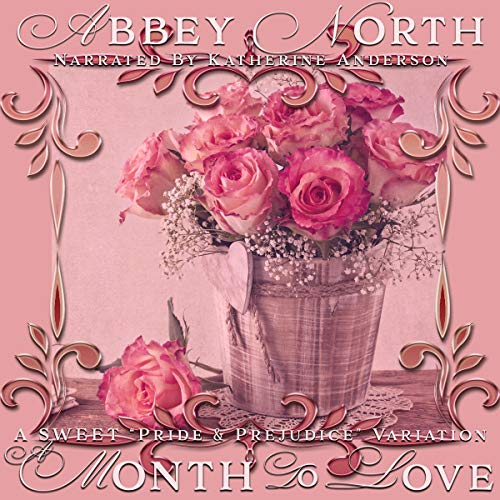 A Month to Love: Compilation cover art