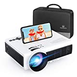 VANKYO Leisure 3W Mini WiFi Projector with Smart Phone Synchronize, 1080P Supported, WiFi