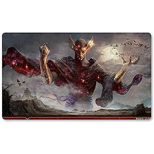 Phenax, God of Deception - Brettspiel MTG Playmat Tischmattenspiele Mousepad Spielmatte für Yugioh Mon Magic The Gathering 30X80CM